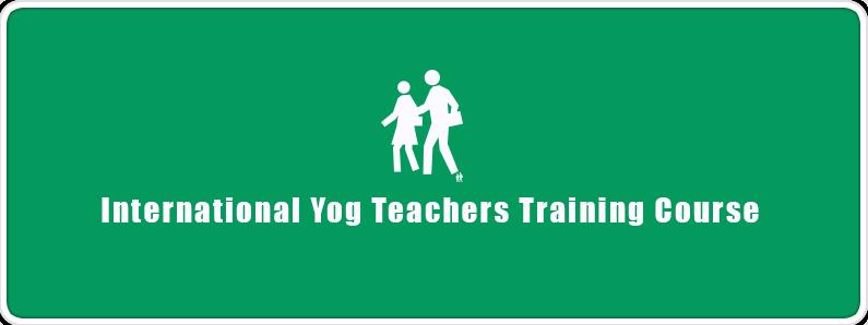 International Yog Teachers Training Course
