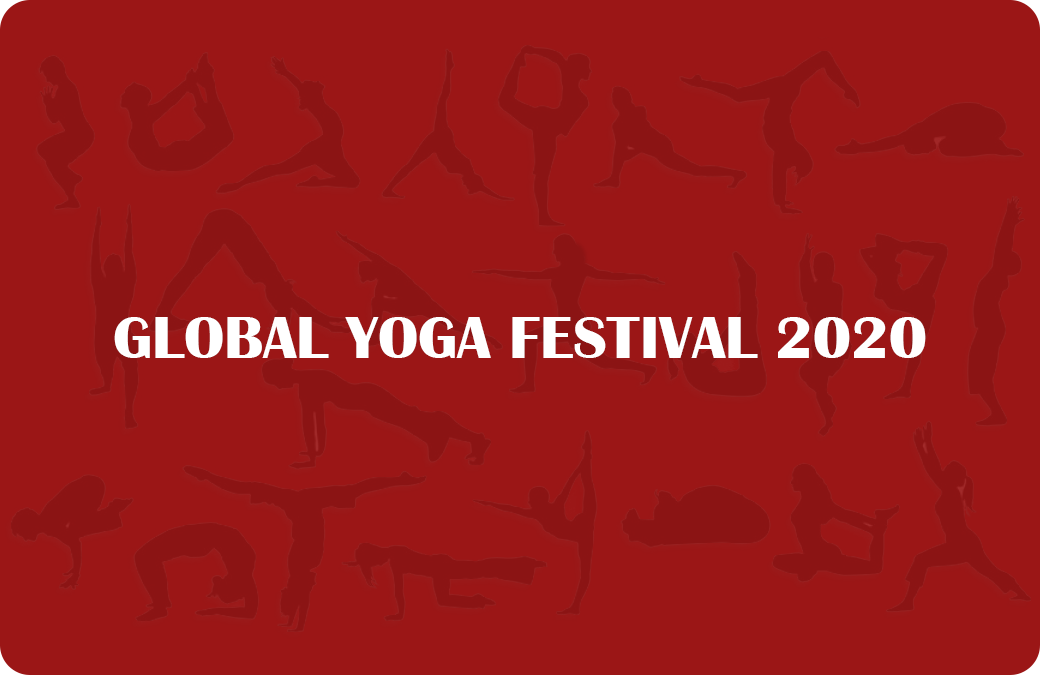 Global Yoga Festival 2020